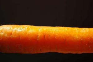 Erwachsenwerden mit Karotten