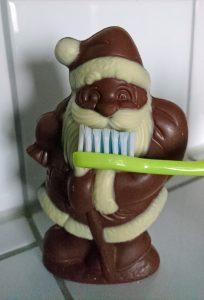Zähneputzen mal anders