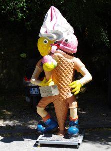Eis isst Eis