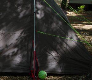 Zelten mit Kind